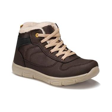 Yellow Kids Yürüyüş Ayakkabısı Kahve